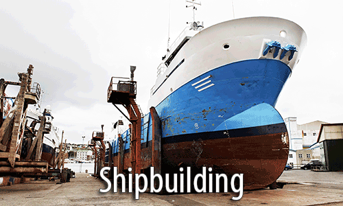 Shipbuilding alignment services